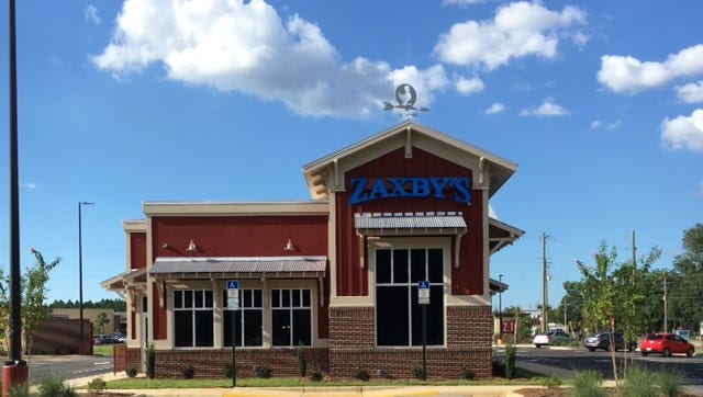 Pensacola's newest Zaxby's location is at 3102 Godwin Lane and will open on Labor Day.