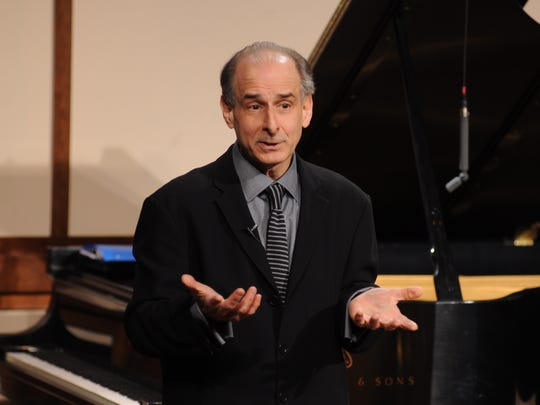 Bruce Adolphe, a composer and musician, speaks about creativity and the brain