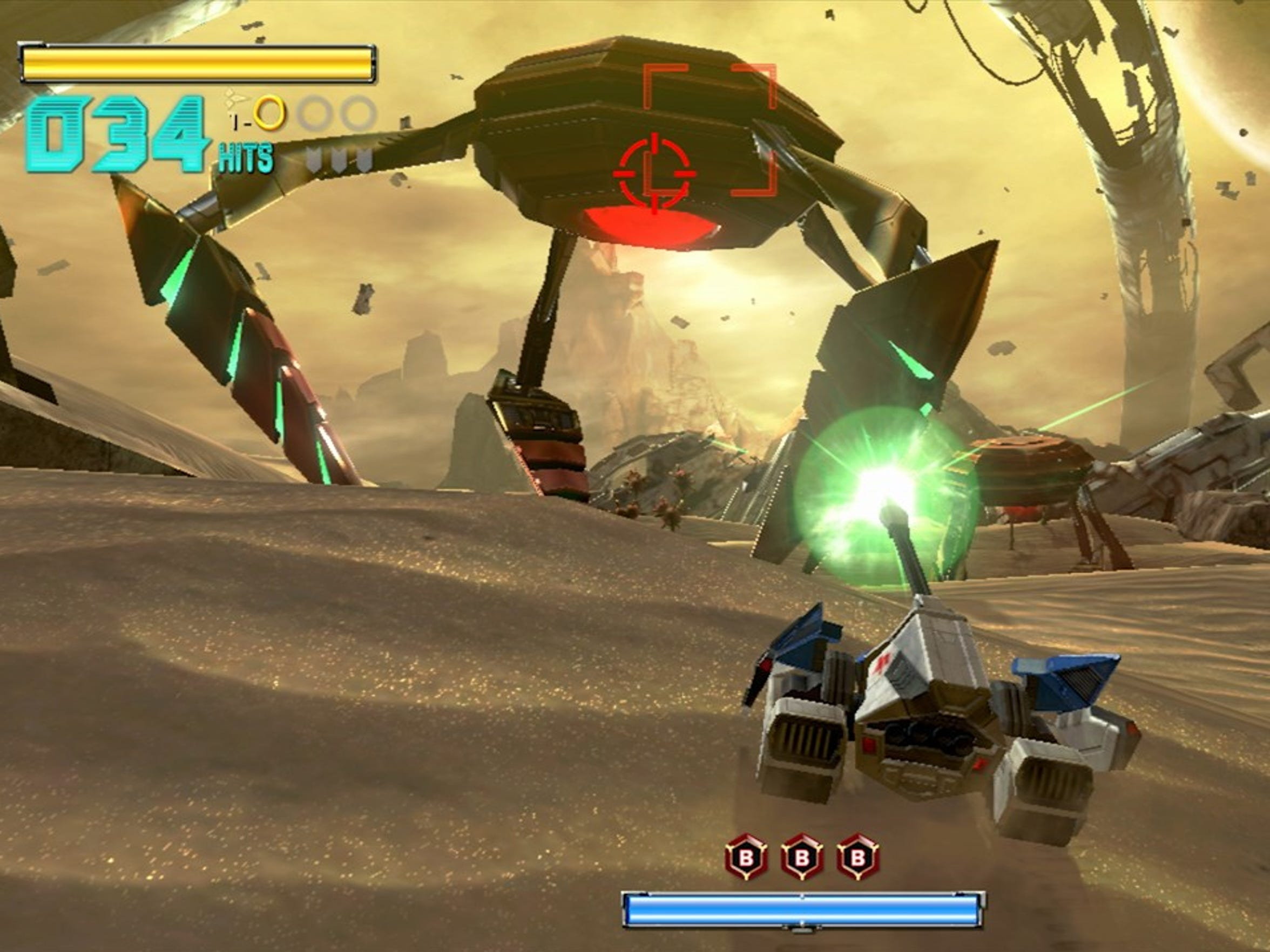 In addition to the iconic Arwing, Star Fox Zero also features other vehicles.