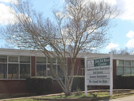 City officials have decided to close the Jim Ed Rice Center in Anderson.