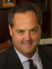 Richard Wesch, new Lee County Attorney