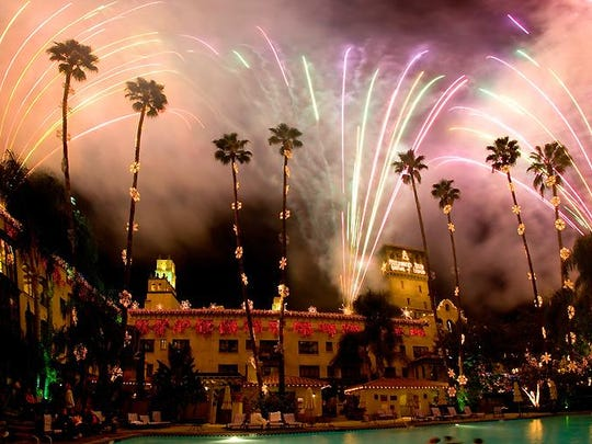 11.22Opening ceremony for Festival of Lights at The Mission Inn Hotel & Spa