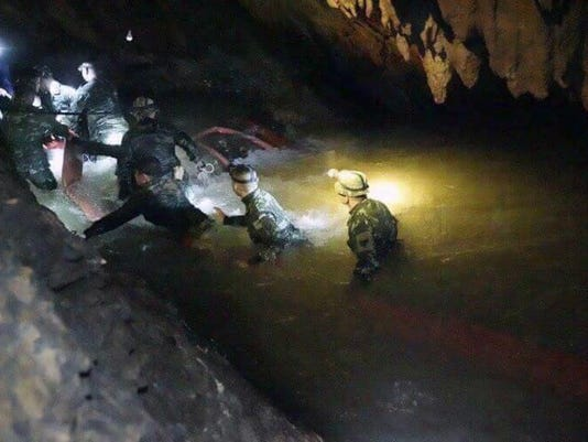 Thailand Dealing With Darkness