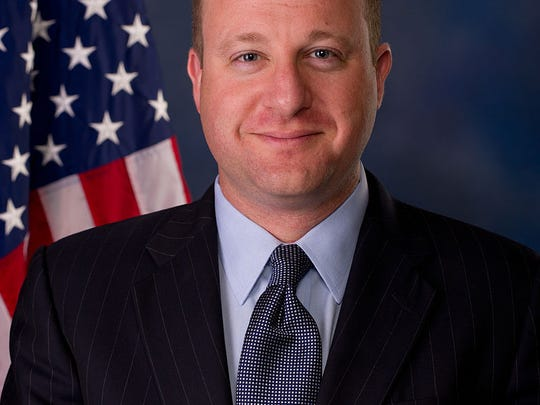 U.S. Rep. Jared Polis.