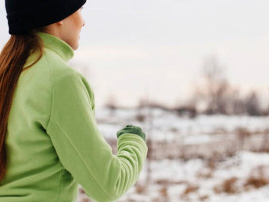 Warm up! How to stay warm during your cold-weather runs
