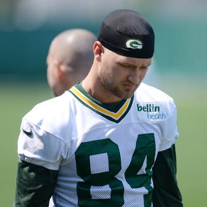 Packers receiver Jared Abbrederis' rookie season ended