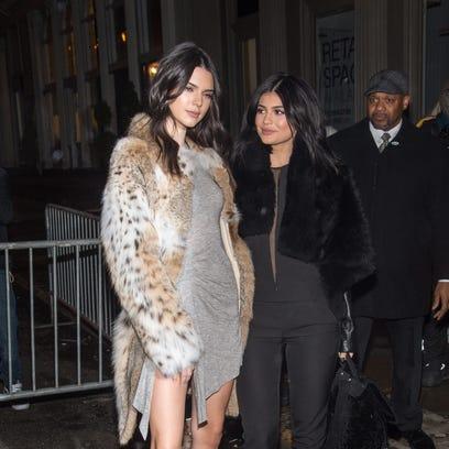 NEW YORK, NY - FEBRUARY 08:  Model/TV Personalities