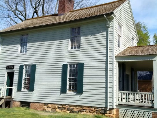 The Plunkett-Meeks Store was built by John H. Plunkett in 1852 and later in the early 1860s purchased by Albert Francis Meeks, the village storekeeper, postmaster, and druggest.