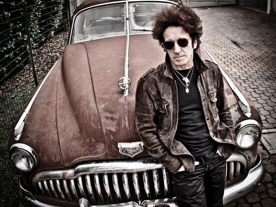 Singer Willie Nile takes the stage at the Emelin Theatre, June 2.