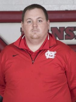 Tyler Sanders has been the Mansfield Christian JV coach for the past two years.