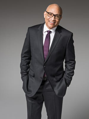 Larry Wilmore hosts Comedy Central's 'The Nightly Show.'