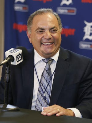 Detroit Tigers GM Al Avila.