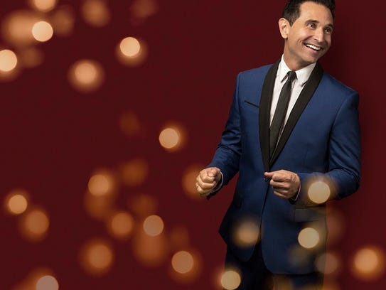 """Travis Cloer, of """"Jersey Boys"""" fame, will sing with"""