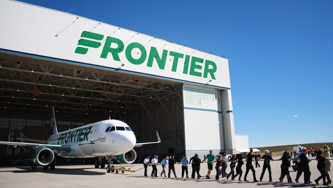 Low-cost carrier Frontier Airlines is adding 29 new weekly flights at CVG, including service to Atlanta and Fort Myers, Florida.