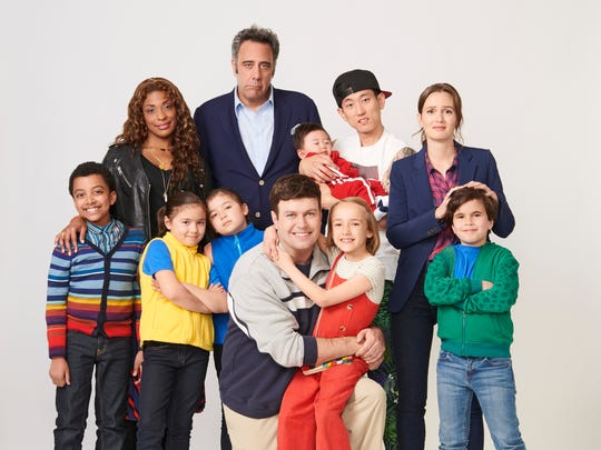 The comedy follows a network of single parents who
