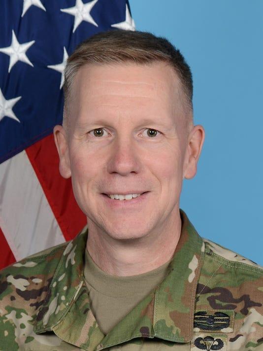 WSMR Col. Dave Brown