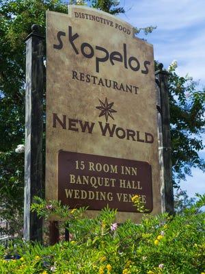 Skopelos at New World Landing