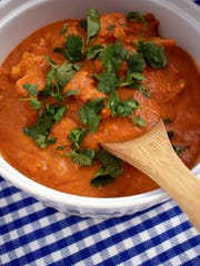 Slow-cooker tikka masala is packed with flavor.