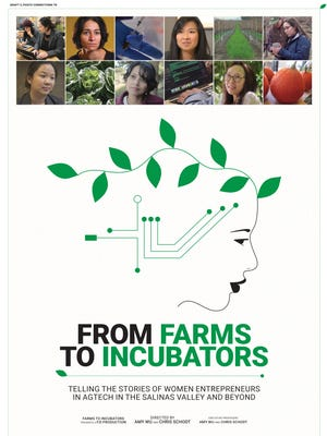 """From Farms to Incubators: Telling the Stories of Women Entrepreneurs in AgTech"" will screen at the FDR site in Hyde Park at 7 p.m. July 19."