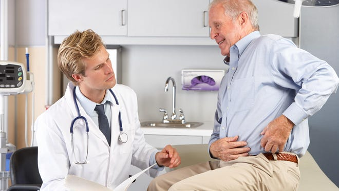 Paget's disease is a common bone disease in senior citizens, second only to osteoporosis in numbers of people affected. It can cause hip pain and headaches among other symptoms.