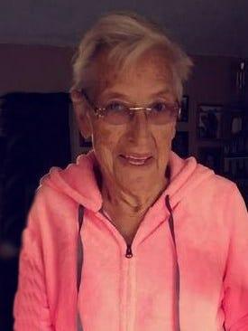 Norma Jean Farrington, 84