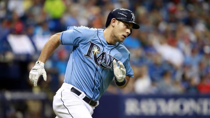 Covington Catholic graduate Luke Maile has joined the Tampa Bay Rays.