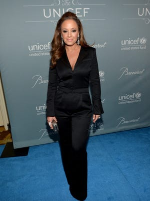 Leah Remini on Jan. 14, 2014 in Beverly Hills.