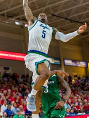 All-ASUN junior guard Zach Johnson leads FGCU with