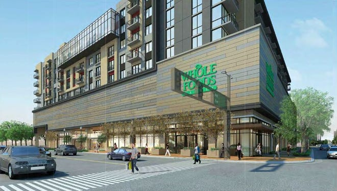 Tempe City Council cleared the way for a development that would bring a Whole Foods to the downtown area after more than a decade without a major store.