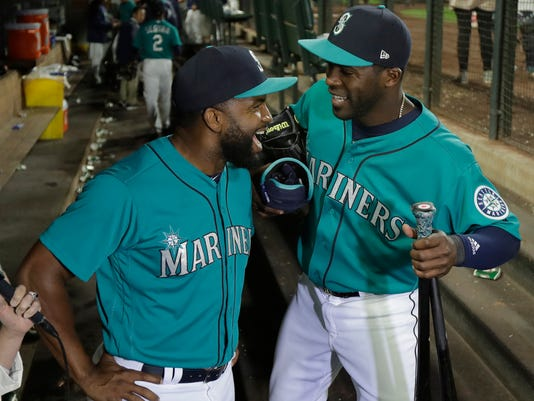 Denard Span, Guillermo Heredia