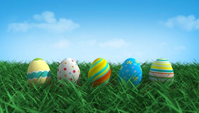 There are several Easter egg hunts taking place between now and Easter in Southwest Florida.