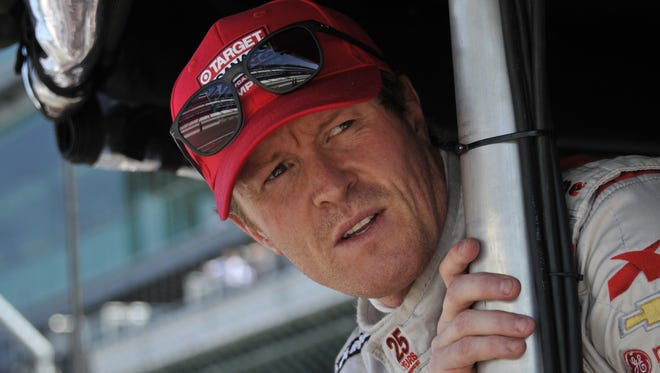 Scott Dixon will look to defend his IndyCar Series championship in 2016.
