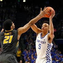 Kevin Knox leads Kentucky basketball past Missouri 87-66 for third-straight victory