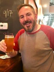 Beer columnist Michael Politz.