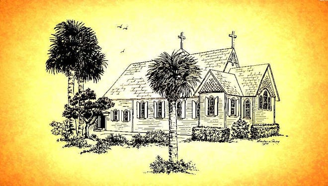 All Saints' is a prime example of the frame, rural Carpenter Gothic-style found mostly in the Southern United States during the 19th Century, inspired by the work of Richard Upjohn.