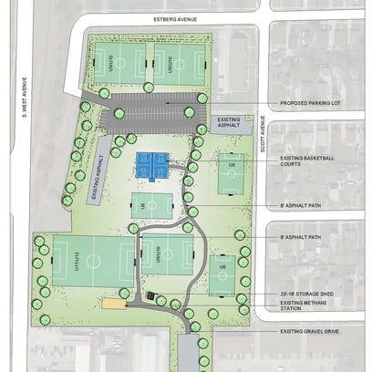 Waukesha envisions larger soccer complex at Mindiola Park as well as baseball stadium