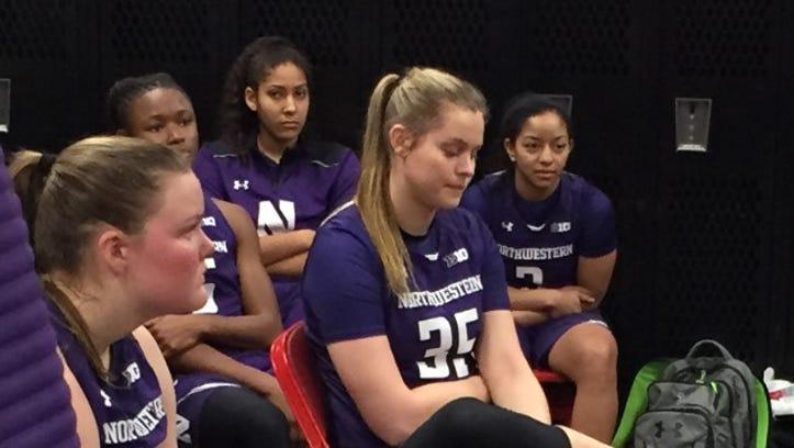 My moment with Northwestern's Jordan Hankins