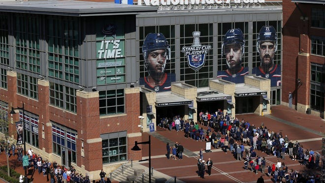 Nationwide Arena will not host games as part of the NHL's plan to return to play.