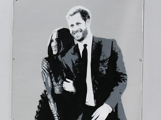 Prince Harry And Meghan Markle's Royal Wedding Preparations