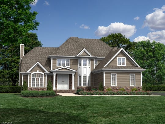 Another floor plan at the Preserve at Fawn Run will be the Huntley, with 2,960 square feet.