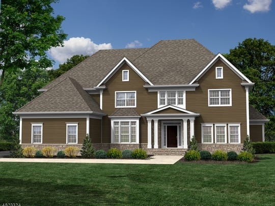 The Williamsburg, at  4,431  square feet, is the largest floor plan available at The Preserve at Fawn Run.