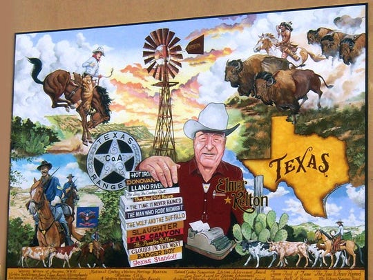San Angelo mural