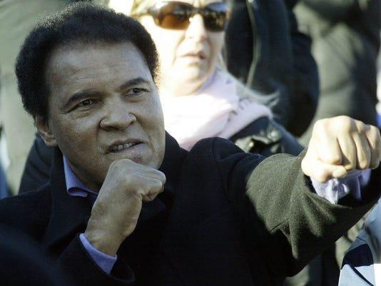 Muhammad Ali - World