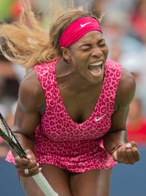With a victory at the U.S. Open on Sunday, Serena Williams would claim her 18th career Grand Slam singles championship.
