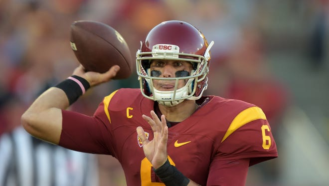 Cody Kessler ranks 17th nationally in passing yards per game (307.3), second in touchdown passes (10) and second in completion percentage (78.7).