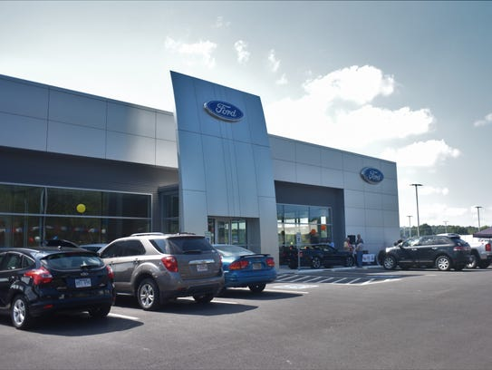 Ultimate Ford Settling Into New Building
