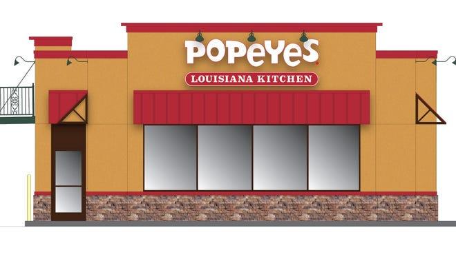 A Popeyes location is proposed on U.S. 41 in Bonita Springs.