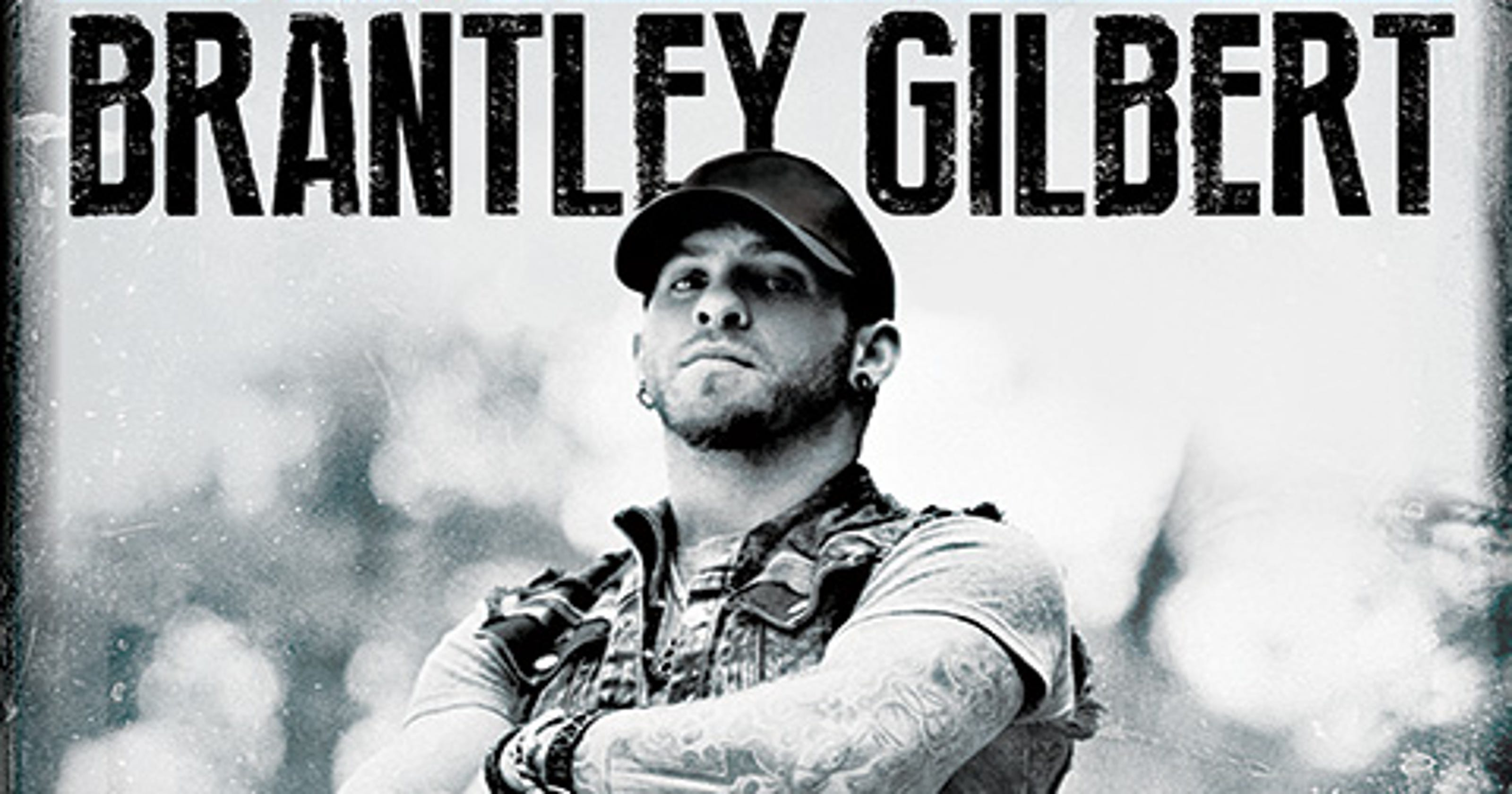 Brantley Gilbert To Headline Lakeside Country Bash
