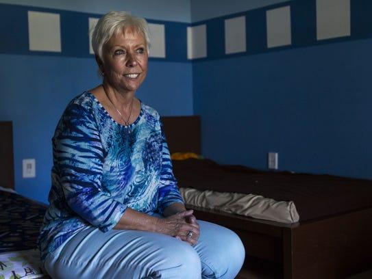 Christine Scarpati, founder of Child Crisis Center