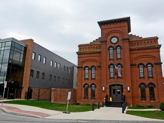 The York Academy Regional Charter School at 32 W. North